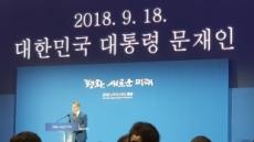 """文대통령 """"北김정은, 조속한 비핵화ㆍ경제발전 희망"""""""