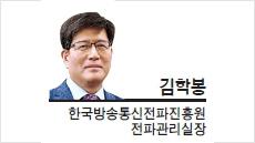 [헤럴드포럼-김학봉 한국방송통신전파진흥원 전파관리실장] 전파를 활용한 생활스포츠 ARDF를 보며…
