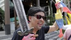 베네수엘라 대통령 고급 스테이크 논란…레스토랑 앞 시위도