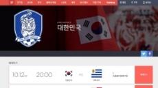 인터파크 티켓 '한국 VS 우루과이' 평가전 티켓팅 성공법?…先 본인인증·무통장입금