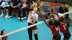 세계선수권 최종전서 첫 승…초라한 한국여자배구