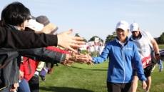 한국 낭자 8개국 대항전 첫 우승…2전3기 (1보)