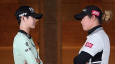 세계랭킹 1,2위 한국서 또 충돌…박성현-주타누간