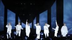 방탄소년단 13일 파리서 공연…文 대통령 참석