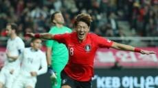 한국축구, 36년 만에 우루과이 잡았다…벤투호 무패행진