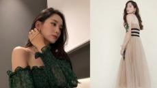 박지현 블랙 시스루탑 사진에…누리꾼 '애찬' 댓글