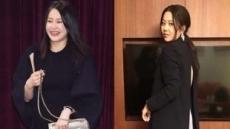 '변함없는 미모'고현정, 6개월만에 공식석상