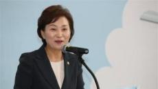 김현미 장관, 중동행…UAE·쿠웨이트·카타르 수주 지원