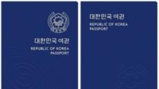 차세대 여권 디자인, 투표하세요