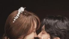 웨딩 화보 공개 양미라, 함박웃음…예비신랑은 2세 연상 사업가