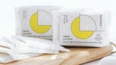 """""""유기농 생리대서 라돈이…"""" 소비자 불안 재확산"""