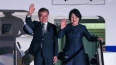 유럽 순방 文 대통령, 대북제재 완화 '총력'… 정점은 교황 초청