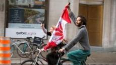 [포토뉴스] 캐나다 '대마초' 합법화 첫날