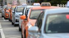 법 잘 모르는 국토부(?)...택시 파업에 속수무책