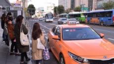 공유의 길에서…눈치본 택시·냉랭한 시민