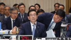 """[2018 국감] 조원진 """"박원순, 대통령 준비로 이재명 모방"""""""