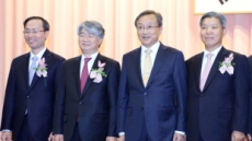 헌법재판소 9인 체제 정상화…국회 추천 재판관 3인 취임
