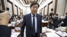 [2018 국감]법사위 국감 파행…'강정마을 조정' 판사 출석 공방