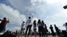 공군, 25~28일 사천에어쇼 개최…블랙이글스 화려한 공중기동