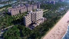전 객실 바다전망에 문화와 맞춤형 임대수익까지 풀서비스드 아파트먼트 호텔 '파인아트라벨'
