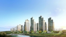 수도권 비(非)규제지역 김포한강신도시 '중흥S-클래스 파크애비뉴', 대표단지로 주목