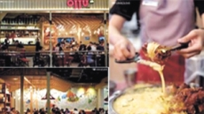 [aT와 함께하는 글로벌푸드 리포트] 닭갈비·라면…'한국 매운맛'에 푹빠진 인도네시아