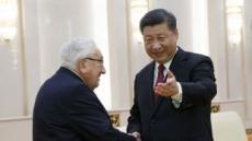 """키신저 만난 시진핑 """"미국과의 문제 해결 원한다"""""""