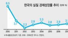 """""""한국, 선진국중 내년경제 가장 위험"""""""
