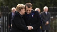 """""""마담 마크롱?""""…메르켈, 마크롱 대통령 부인으로 오해받아"""