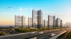 중소형 아파트 대세 '포천 코오롱하늘채' 홍보관 11월 16일 오픈