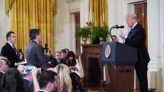 '백악관 기자 출입정지' 놓고 CNN-美정부 '총성없는' 법정대결