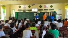 횡성 서원초 학생들, 해외교류캠프 통해 글로벌 마인드 쑥쑥