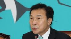 """손학규 """"극한 대결정치 한국당, 오른쪽으로 더 찌그러질 것"""""""