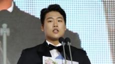 """'신인왕'  kt 강백호 """"돌아가신 할머니 덕분"""""""