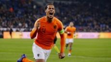 네덜란드, 네이션스리그 4강 진출…독일 리그B로 강등
