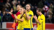 스웨덴, 러시아 꺾고 네이션스리그 1부 승격