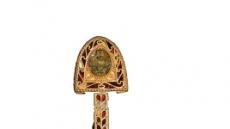 신라로 건너온 카자흐스탄의 보검…1500년전 황금문화 '포트키'