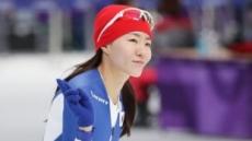 '빙속여제' 이상화, 프로농구 삼성 홈경기 시투·자유투 이벤트