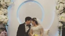 """새신부 이수지에 '이혼하라' 악플…""""더 행복하게 살겠다"""" 댓글 화제"""
