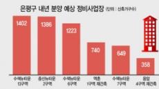 서울서 3.3㎡ 2000만원?…은평구 청약시장 달아오른다