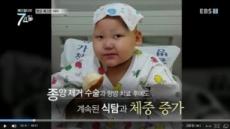 먹어도 먹어도 배고픈 병 '로하드 증후군'…5살 서현이의 가슴 먹먹한 투병기