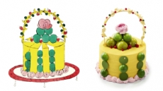 SPC-앤디 워홀 만나다…한정판 크리스마스 케이크 내놨다