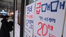 [헤럴드포토] '서울 아파트값 4주 연속 하락'