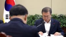 文 대통령, 홍남기 부총리와 첫 회동…17일 첫 경제정책장관 회의