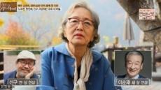 """김영옥 """"30세부터 할머니 역, 연상 신구·이순재가 아들"""""""