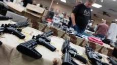 작년 미국서 총기로 인한 사망자 4만명 육박…하루 109명꼴