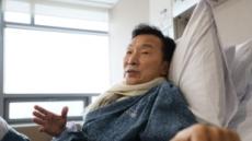 """단식 끝낸 손학규 """"이제 진짜 투쟁 시작…의원정수 확대가 성과"""""""