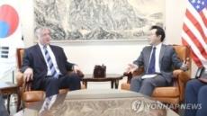 비건 美특별대표 주중 방한…비핵화·남북협력 제재면제 논의