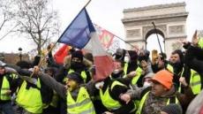 로마에서도 '노란 조끼' 집회…정부 강경 난민정책에 반발