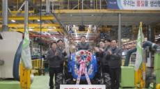 LS엠트론, 전주공장 트랙터 연 2만대 생산 돌파…국내 최초